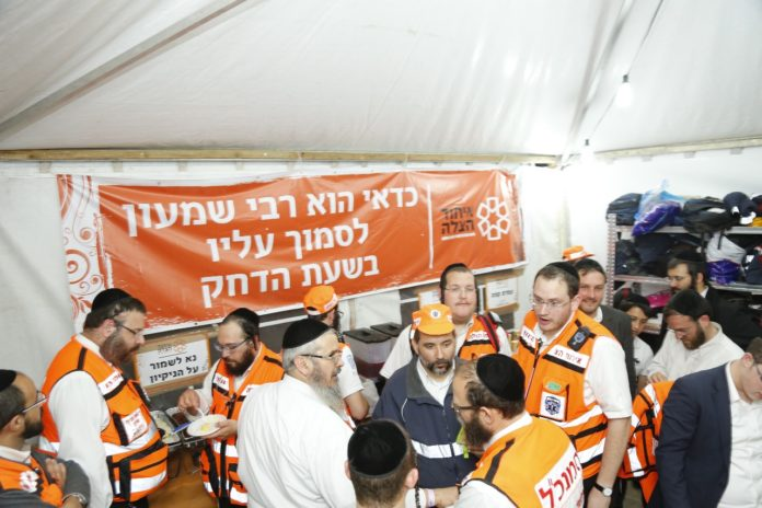 Lag Ba'omer celebrations in full swing