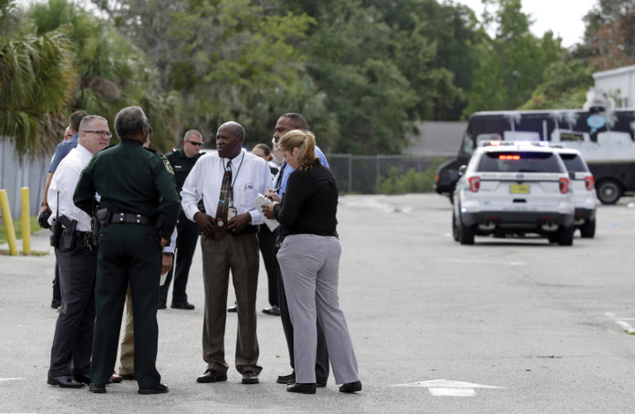 Five killed in Florida workplace shooting