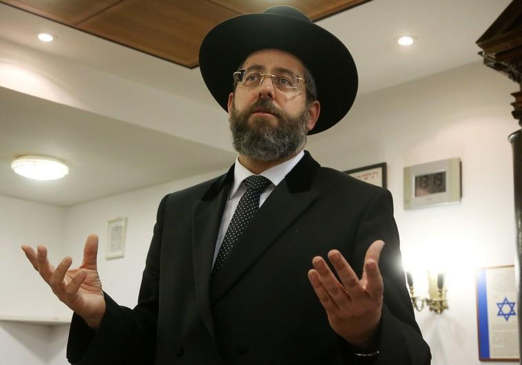 """Главный раввин Израиля предложил способ """"искупить грех осквернения субботы"""" из-за """"Евровидения""""-отдохнуть на 20 минуть больше."""