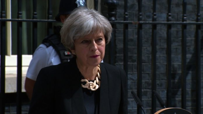 May failed to get the mandate she sought