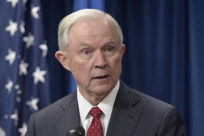Fresh questions for Sessions and he'll answer in public