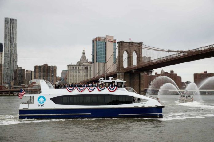 For Stymied Commuters To NYC, Ferries Could Be The Next Wave