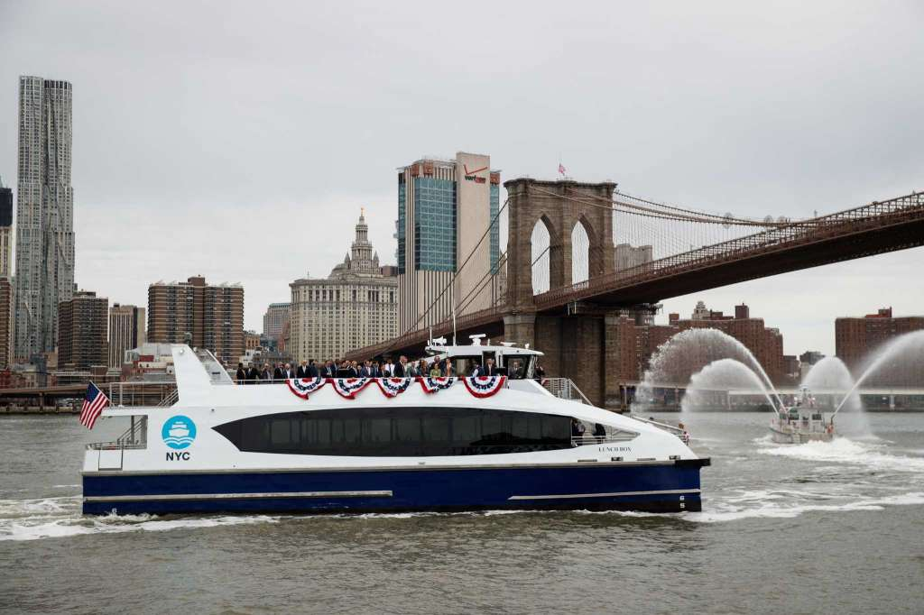 For Stymied Commuters To Nyc Ferries Could Be The Next