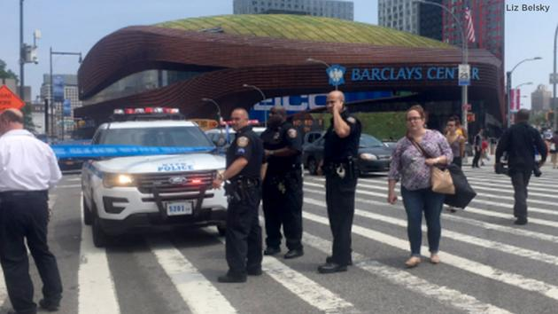 Man shot in ankle after argument near NYC's Barclay Center
