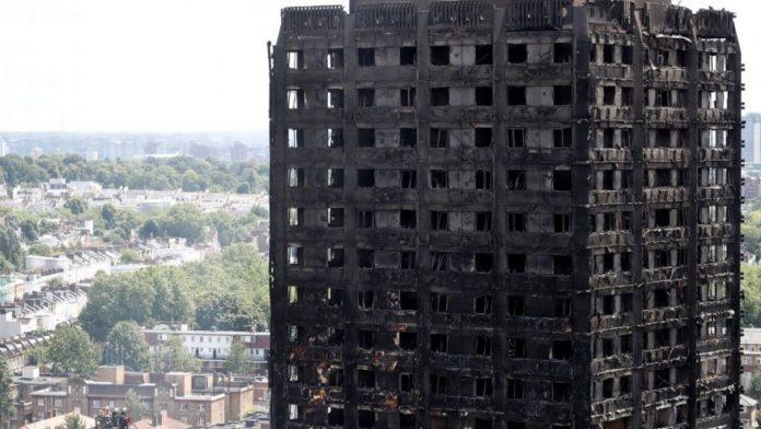 At least 58 presumed dead in London Grenfell fire