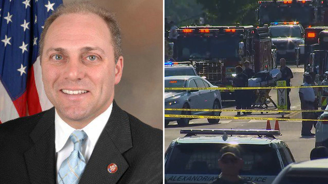 US Representative Scalise, wounded in Virginia shooting, no longer in ICU