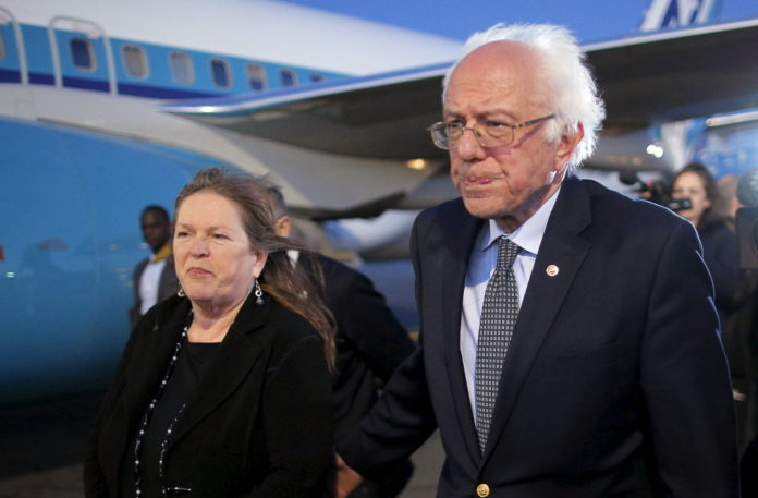 Bernie & Jane Sanders Lawyer Up For An FBI Bank Fraud Investigation