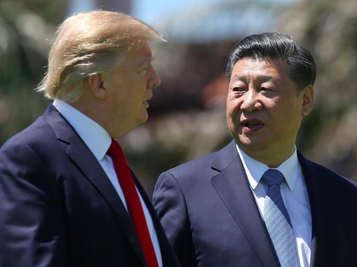 Xi raises 'negative factors' in call with Trump