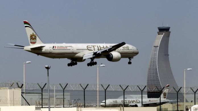 United States eases laptop ban for flights from Abu Dhabi airport, says Etihad
