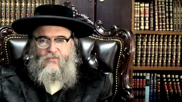 """Lev Tahor"" leader Rabbi Shlomo Halberantz"