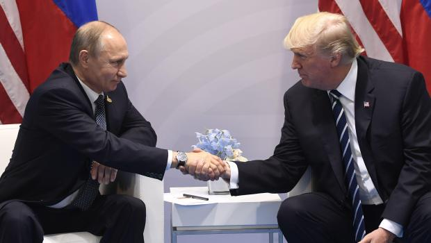 Russian Federation sanctions: Trump's hand forced by Senate vote