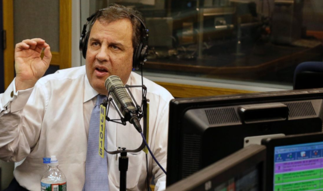 Chris Christie to audition to replace Mike Francesca