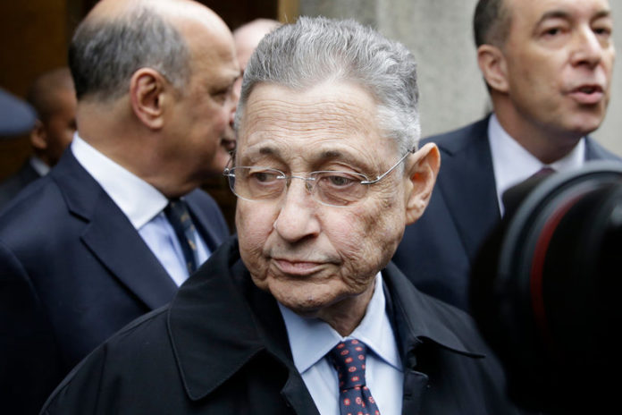 Conviction of former Assembly Speaker Sheldon Silver overturned