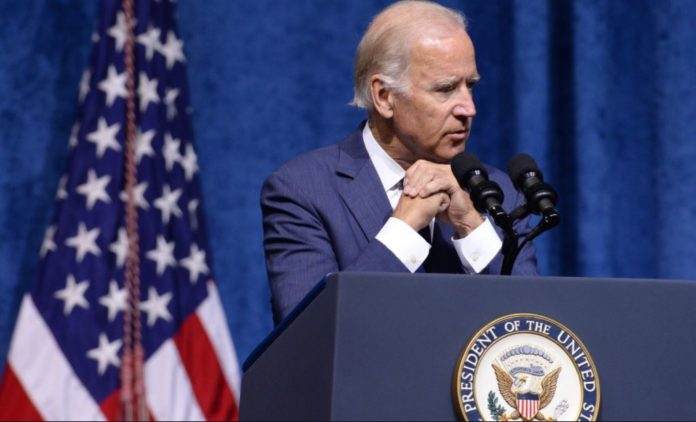 Vice President Joe Biden is coming to the Paramount Theatre in December