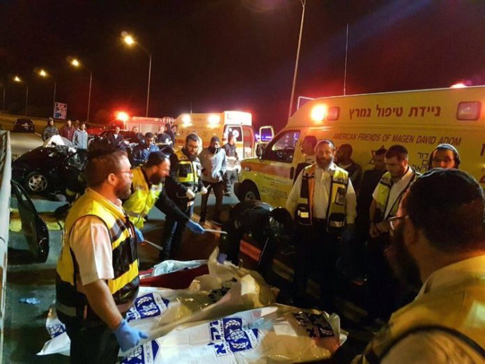 Netanyahu: Stabbing attack that killed three incited by 'wild hatred'