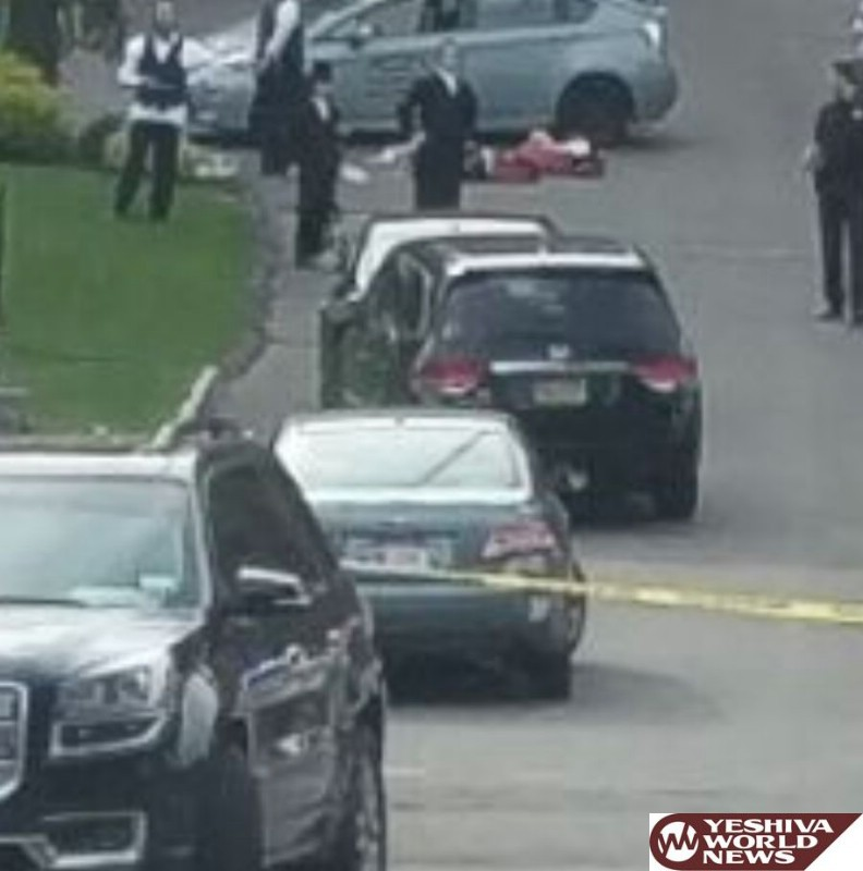 Toddler Hit and Killed by Taxi in Monsey