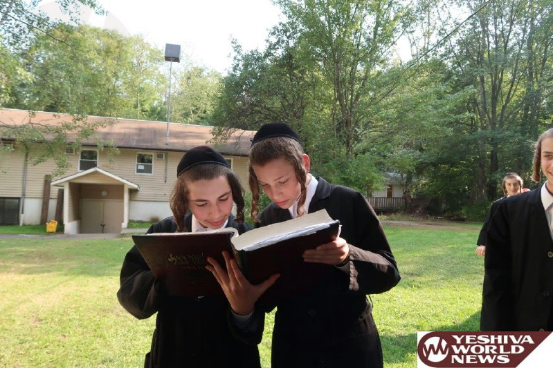 Photo Essay Catskill A Visit To Camp Yeshivas Darkei