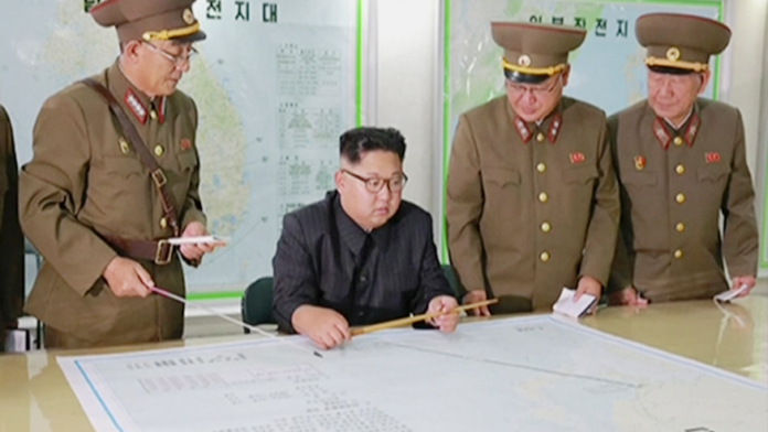 NK claims development of hydrogen bomb for ICBM