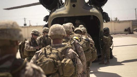 Pentagon revises number of troops in Afghanistan, disclosing 2600 more