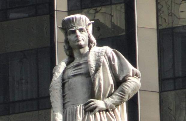 More Statue Vandalism: Christopher Columbus Beheaded in NY