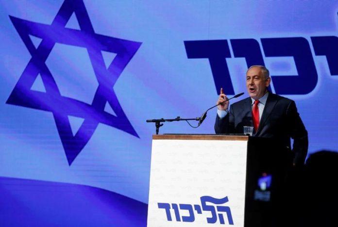 Netanyahu Parrots Trump, Calling Media 'Fake News' Over Corruption Coverage