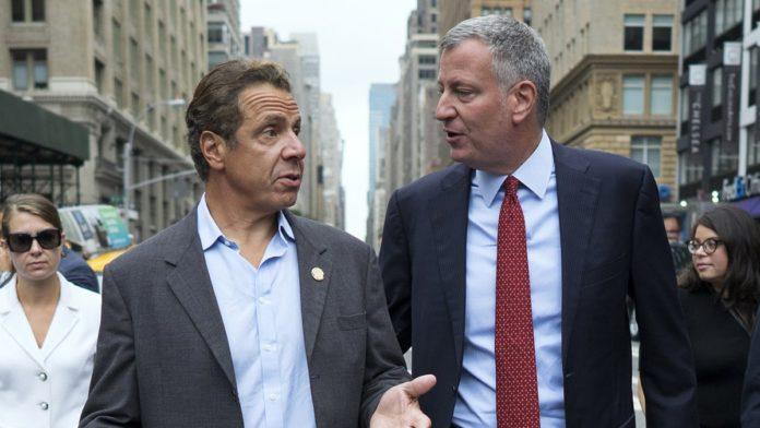 [LINKNYC] Cuomo Endorses Rival, Fellow Democrat de Blasio for Mayor