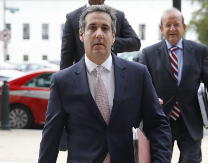 Trump lawyer Michael Cohen sues BuzzFeed for publishing Russian Federation  dossier