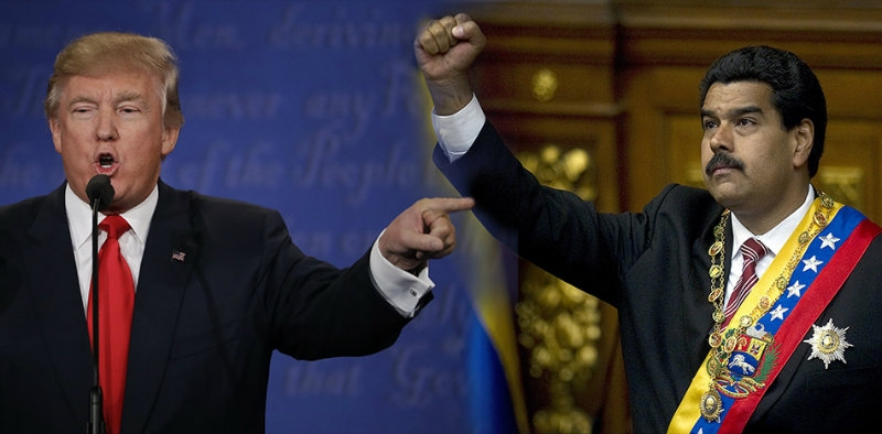 Image result for trump vs maduro