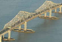 tappan zee bridge essay • must cross the center line of a bridge maximum vehicle width on thruway mainline and tappan zee bridge is 12 special hauling permit program guidelines.
