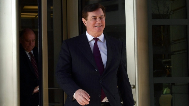 Manafort released from house arrest on $10 million bail