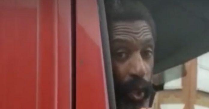 HATE IN LONDON: Van Driver Tells Chareidi Man 'Hitler Was Great'
