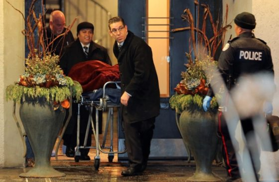 Police Probing 'Suspicious' Death Of Jewish Billionaire And Wife In Toronto Home