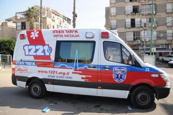 Due to Magen David Adom Strike Tomorrow, United Hatzalah Raises Alert Status to Fill Gaps