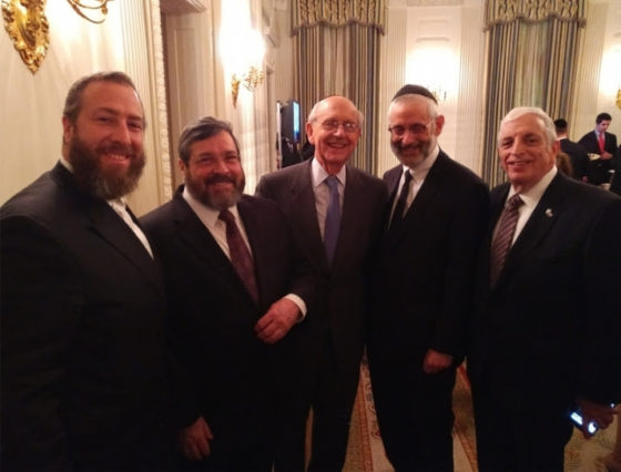 VIDEO/PHOTOS: Chanukah At The White House: A Sacred Duty To Attend