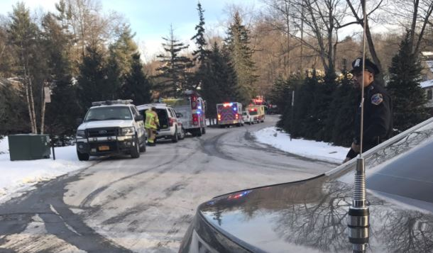 Firefighters Respond to Fire at Bill and Hillary Clinton's Chappaqua Home
