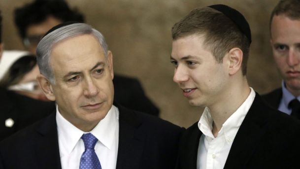 Israeli TV Airs Recording Of Netanyahu's Son Bragging About