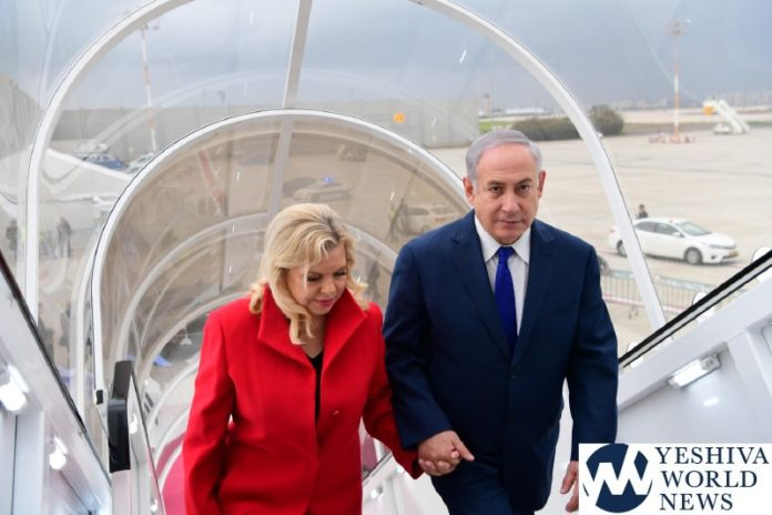 Netanyahu discusses Mideast opportunities with world leaders at Davos forum