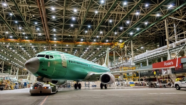 2017 a record year for Boeing deliveries