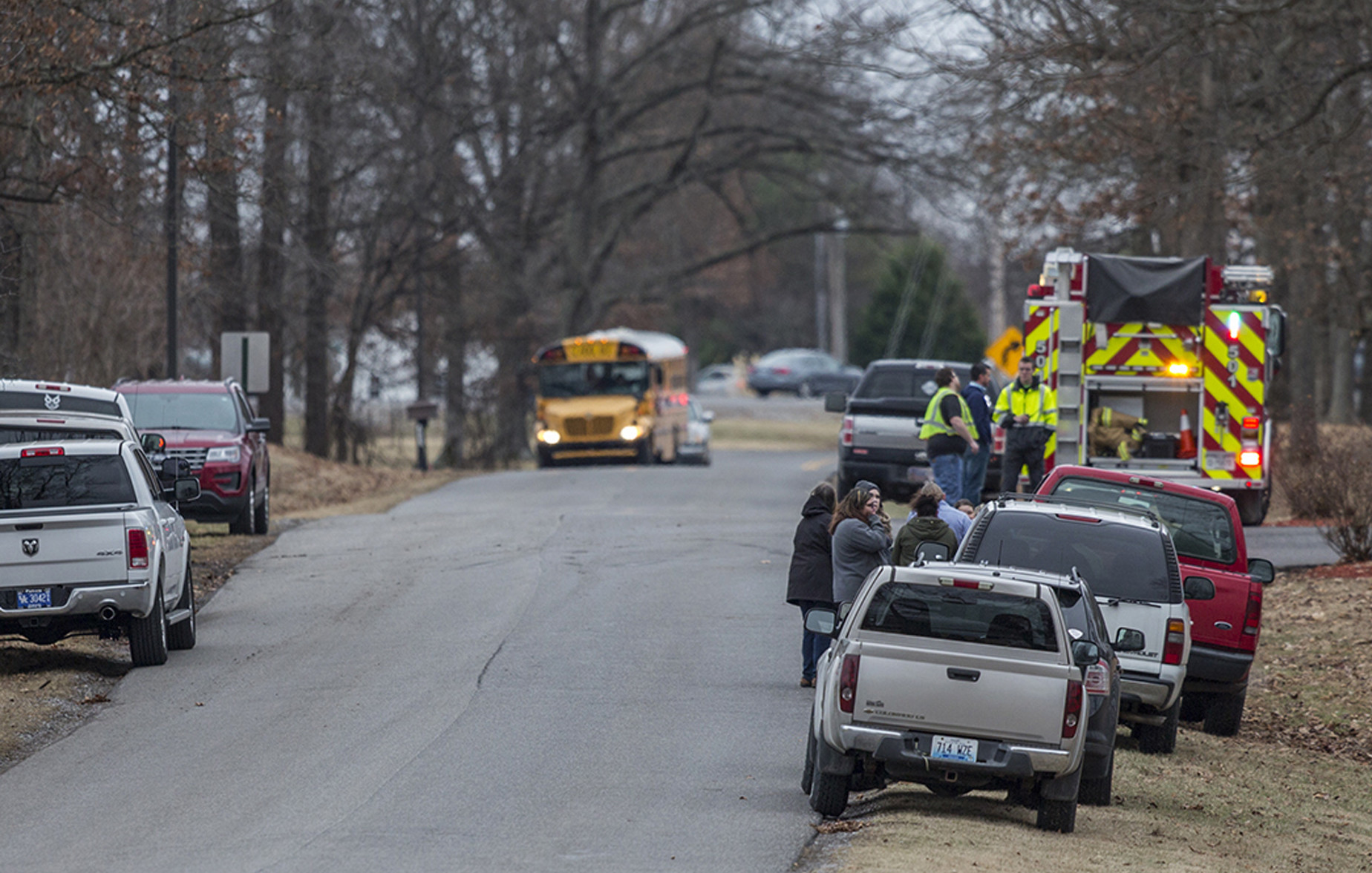 """columnine high shootings left 15 dead and 23 injured Analysis: how many school shootings have there been in 2018 so far  one in  the street, and two died later in hospital from their injuries  the killer was armed  with an ar-15 rifle and """"multiple magazines"""",  surpassing the 1999 rampage at  columbine high school in littleton,  14 feb 2018 23:41."""