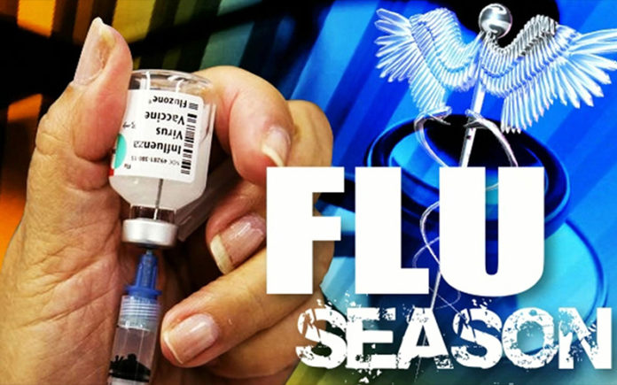 CDC: Severe flu season slams all but one state