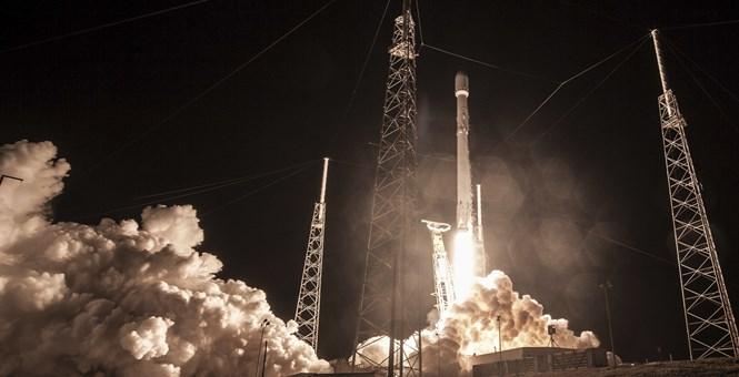 SpaceX Insists Falcon 9 Performed Nominally for Zuma Launch
