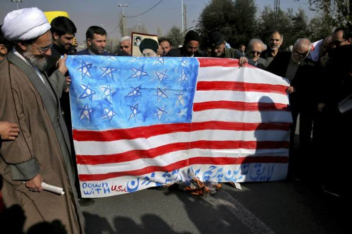 IS supports Iranian anti-government protests