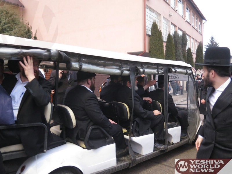 trip to europe essay Next article photo essay: yidden from all over the world traveling to lizensk for the yartzeit of rav elimelech of lizensk zatzal in lizensk, poland (photos by jdn.