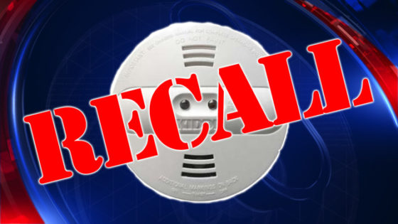 Smoke Detectors Recalled As They May Not Detect Smoke