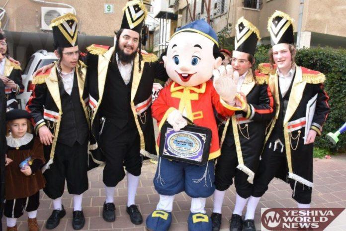 chabad org purim story