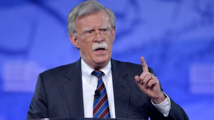 Iran Calls Appointment Of Bolton As National Security Adviser Shameful