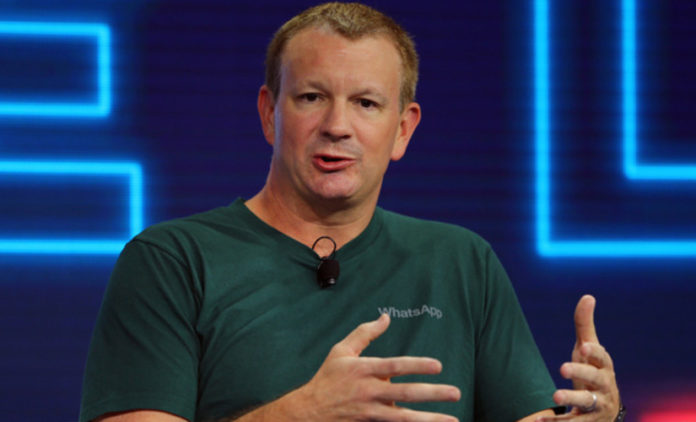 WhatsApp co-founder Brian Acton says it's time to delete Facebook