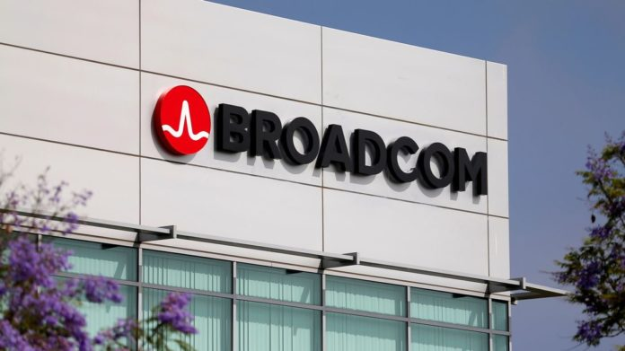 US President Donald Trump Halts Broadcom Takeover Of Qualcomm