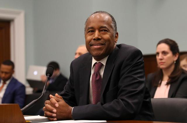 HUD Secretary Ben Carson Blames His Wife for Purchasing $31000 Dining Set