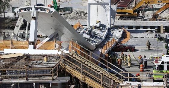 Florida Bridge Collapse: Design Change Put Project Behind Schedule, Millions Over Budget